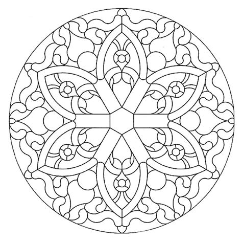 mandala stained glass coloring books 106 best images about mandalas on discover