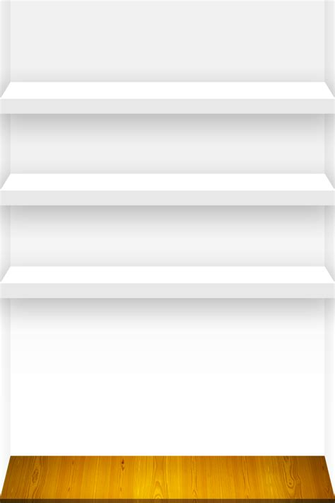 white shelf iphone wallpaper hd