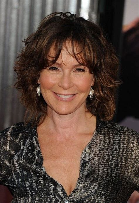 over 50 hair styles medium length with bangs jennifer grey medium messy hairstyle with bangs for women