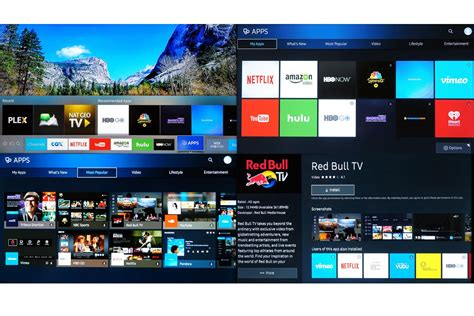 samsung smart app samsung apps for smart tvs and players