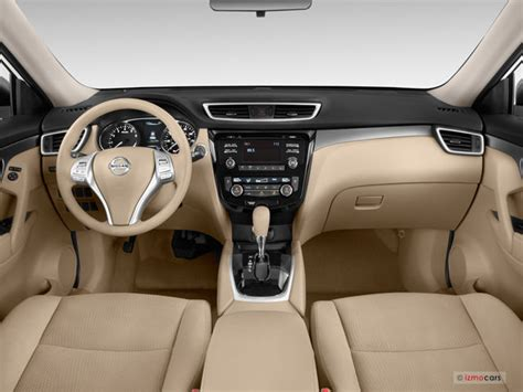 nissan suv 2016 interior 2016 nissan rogue interior u s report