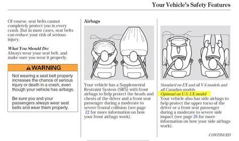 big problem with srs light seatbelt light and wiring