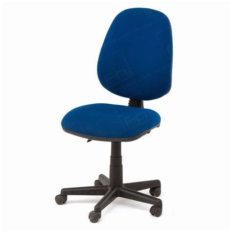 Office Chair Without Arms by Blue Office Chair Hire Office Chair Hire Uk