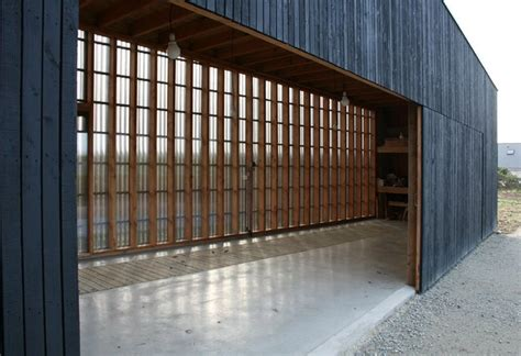 Garage Cerdan by Oyster Farm Hangar Raum Architects Archdaily