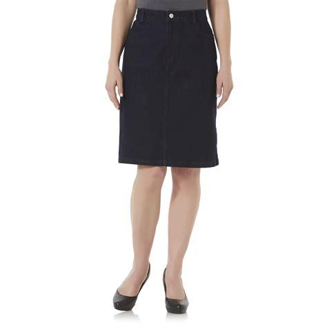 s denim skirt