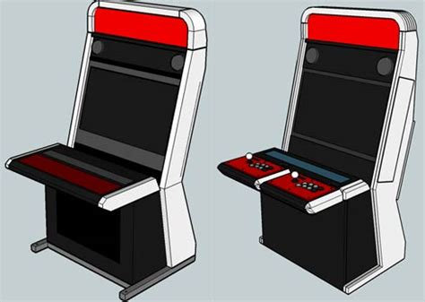 Vewlix Cabinet by Arcade Heroes How About A Vewlix Tournament Style