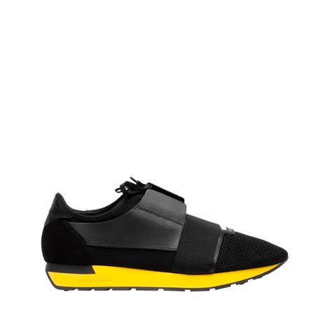 United Check Bag Policy by Balenciaga Balenciaga Race Runners Men S Race Shoes