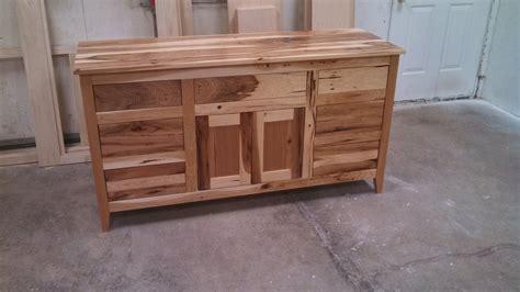 Hickory Vanity by Rustic Hickory Vanity By Narm Lumberjocks