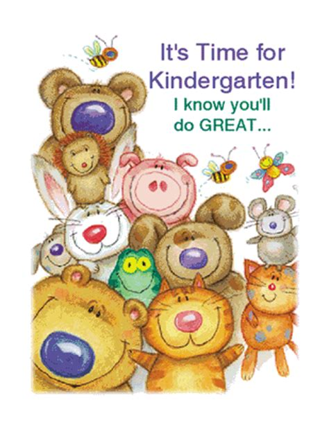 kindergarten greatness greeting card congratulations printable card american greetings