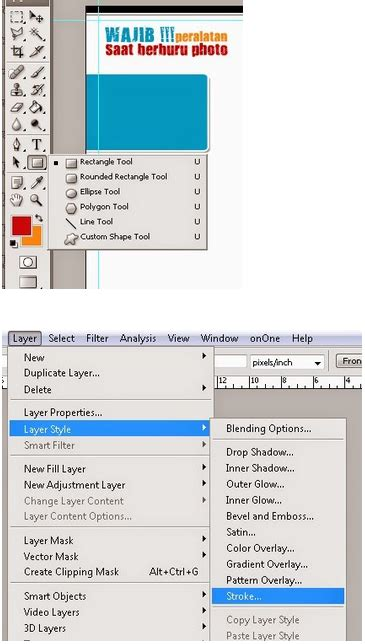 cara desain layout website cara membuat desain layout majalah dengan photoshop