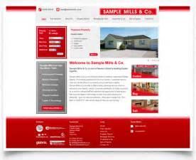 Free Homepage For Website Design Gallery For Gt Sample Website Designs Templates