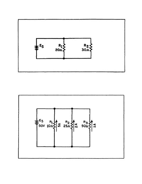 when resistors are connected in series quizlet when unequal resistors are connected in parallel in a circuit quizlet 28 images parallel