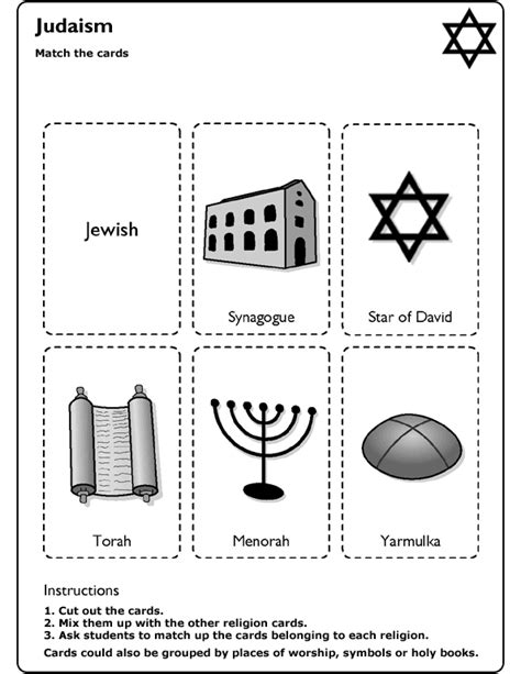 printable images of judaism judaism worksheet free worksheets library download and