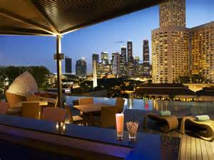 Infinity Pool Rooftop Three Great Hotels In Singapore
