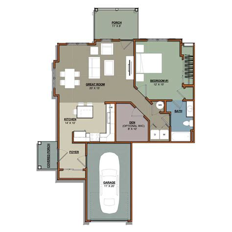 two bedroom plus den apartment floor plan oaks of lake george 1 bedroom plus den 1 bath portscape apartments sheboygan