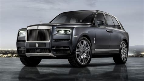rolls royce cullinan preview    bigger roadshow