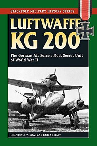 luftwaffe kg   german air forces  secret unit