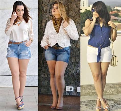 Simply Bigsize Shirt style ideas plus size fashion shorts for different