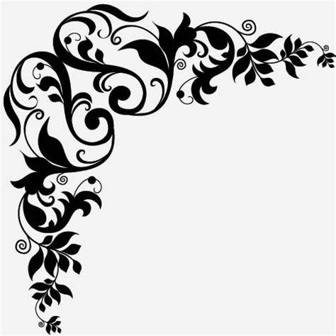 corner design portfolio ornate doodle design inspiration