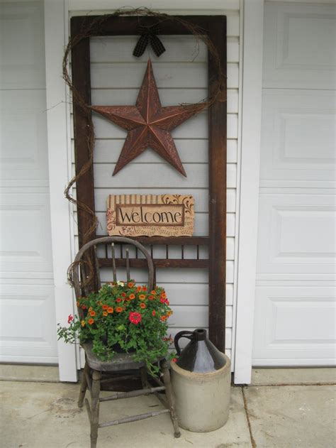 country door home decor best 25 primitive country decorating ideas on pinterest