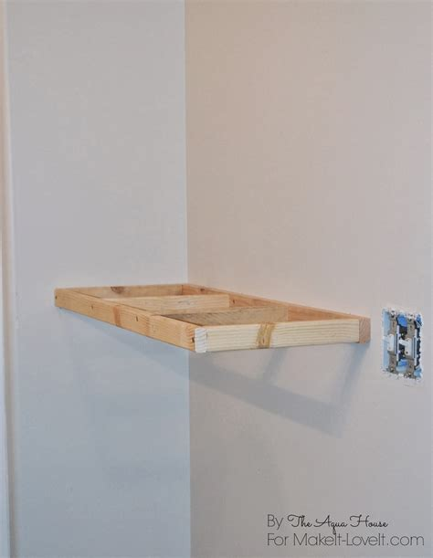 Diy Floating Shelves A Great Storage Solution How To Build Floating Shelves