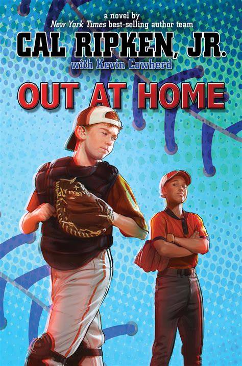 a in his home books cal ripken jr to sign copies of his book quot out at