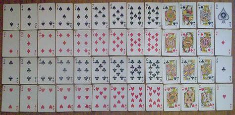 order cards shuffling