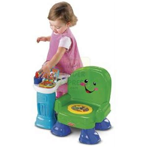 mattel fisher price laugh and learn song story musical