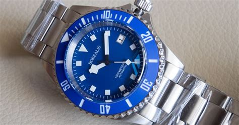 Swiss Army Sa2143mb Leather Blr For 360 borealis sea hawk 1500m diver blue ceramic bezel blue blue watches