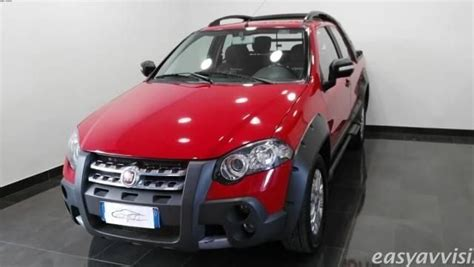fiat strada cabina doppia sold fiat strada adventure doppia used cars for sale