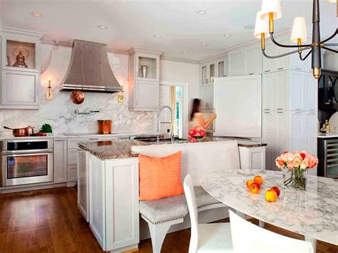 Kitchens With Banquettes by 12 Ways To Make A Banquette Work In Your Kitchen Hgtv S