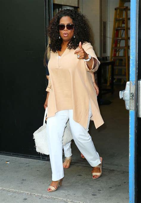 oprah winfrey outfits oprah winfrey plus size style pinterest oprah