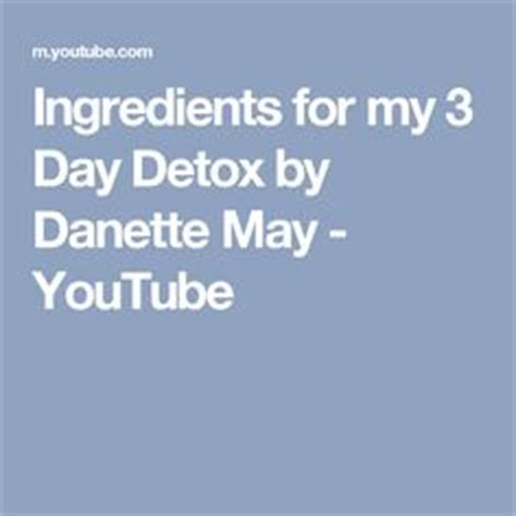 Danette May Detox Pudding by Danette May Eat Drink And Shrink Burning Recipes