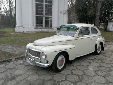 sale volvo pv  sport  offered  gbp