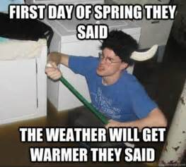 First Day Of Spring Meme - first day of spring 2016 best funny memes heavy com