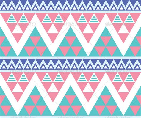 aztec pattern name tribal aztec colorful seamless pattern graphicriver
