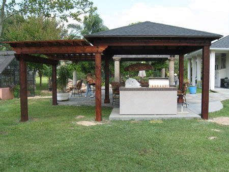 backyard shelters tin roof outdoor shelter wood patio cover pergola