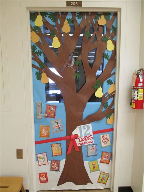 12 days of door decorating ideas 28 images 126 best