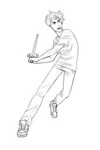 percy jackson coloring pages 17 best images about percy drwings on annabeth