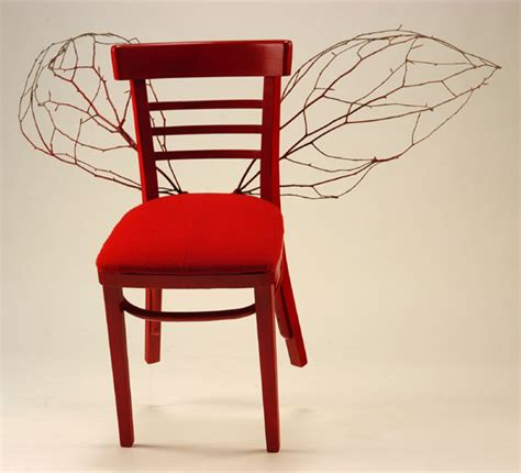 The Flying Chair by Asherah Cinnamon Flying Chair