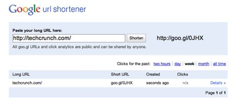 Membuat Link Goo Gl   kelebihan membuat short link goo gl seoblank
