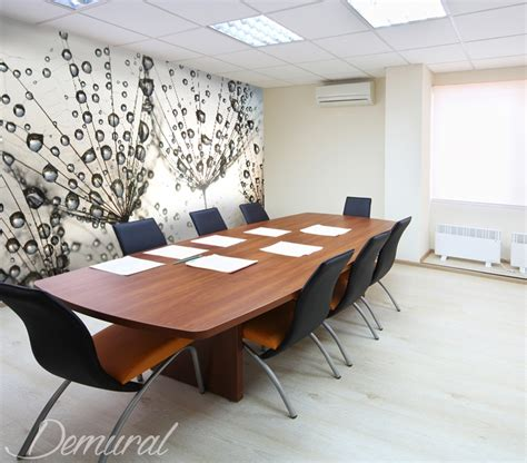 wallpaper for office walls in india a creative close up office wallpaper mural photo