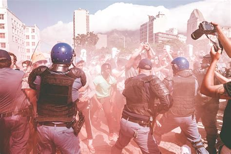 feature cape town photographer and filmmaker imraan on the streets amongst south africa s student protestors