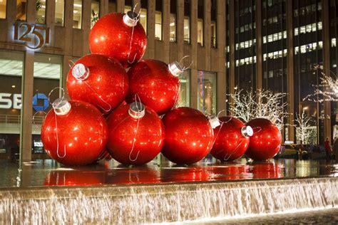 arbol de navidad new york navidad en nueva york todo lo que debes saber