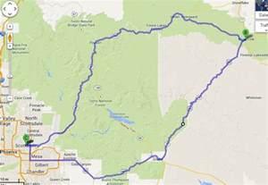 arizona highway map pdf arizona state road map pdf