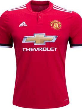 Jersey Baju Bola Manchester United Away 2017 2018 Grade Ori jual baju jersey bola grade ori terbaru 2017 2018 terbaik