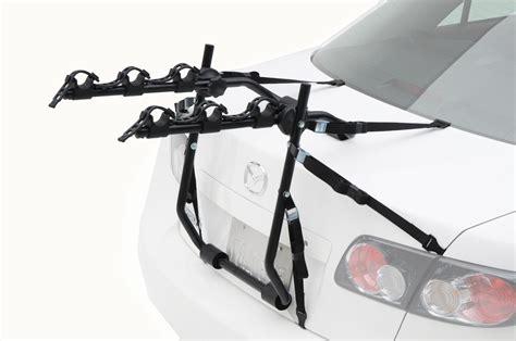Car Trunk Bike Rack by Racks E3 Express 3 Bike Trunk Mount Rack Ebay