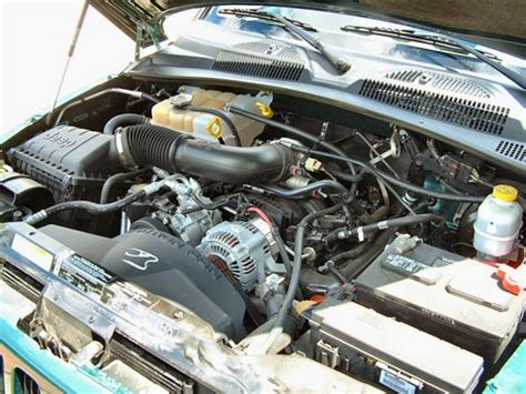 2004 Jeep Liberty 3 7 Engine 2004 Jeep Liberty Limited 3 7l V 6 Engine F Picture