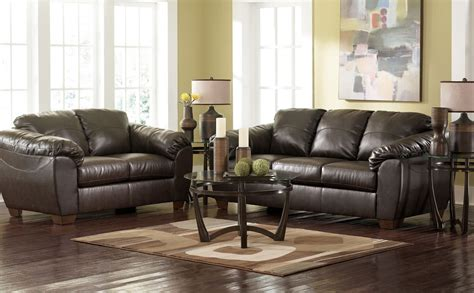 ashley brown sectional couch durablend leather sofa ashley furniture bought durablend