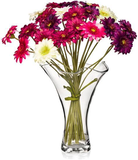 handkerchief vase ida 28cm high vases